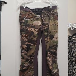 Under armour womens hunting pants